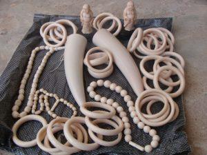 Saisie d'ivoire prête à la revente