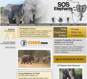 sos elephant